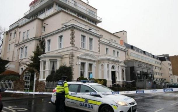 У Дубліні на зважуванні боксерів відбулася стрілянина