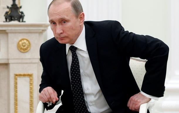 Путин недоволен продвижением в Сирии - Reuters