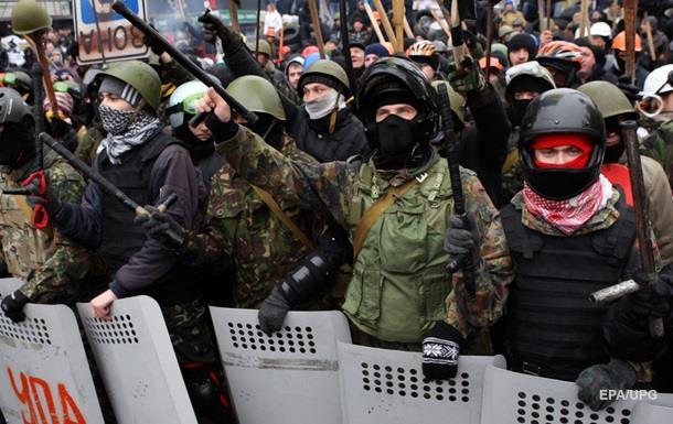 Оружие с Майдана найдено в водоеме