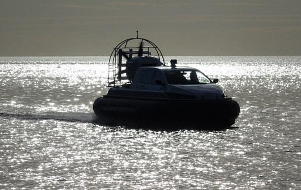 Судно-амфибия будет дежурить на границе Украины и Венгрии
