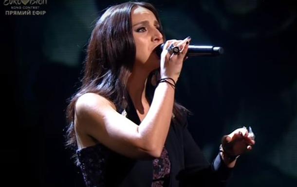Джамала стала лидером первого полуфинального отбора на Евровидение