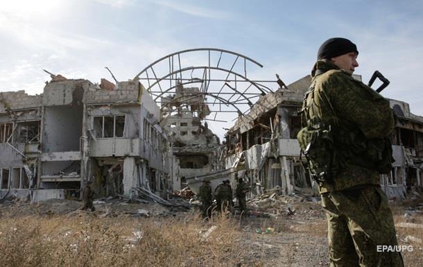 Сутки в АТО: на линии огня Донецк и Горловка