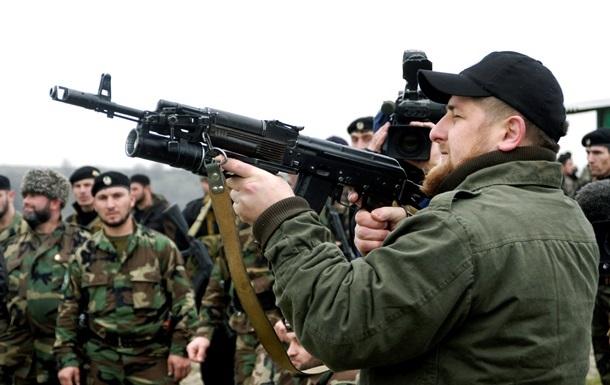 Кадыров выложил фото с винтовкой для  непонятливых