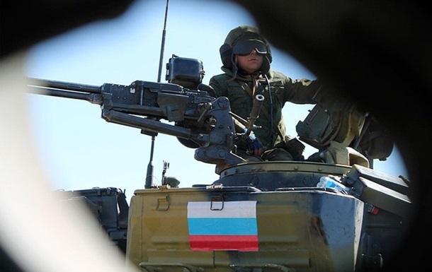 РФ начала проверку боеготовности у границ Украины