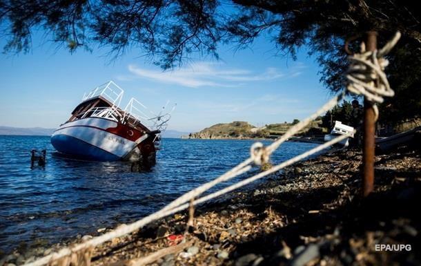 Біля берегів Туреччини затонуло судно з мігрантами: 11 загинули