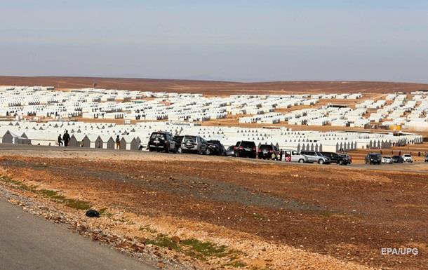 Турция начала строить лагеря на территории Сирии