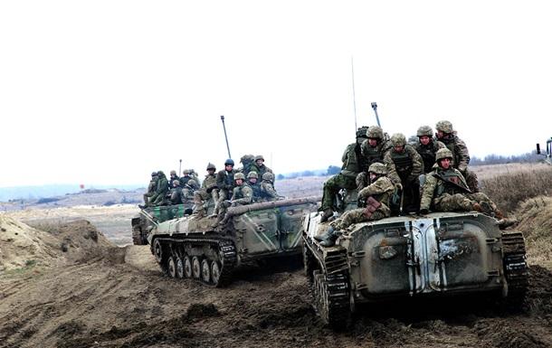 Инструкторы НАТО обучают военных Украины: фото