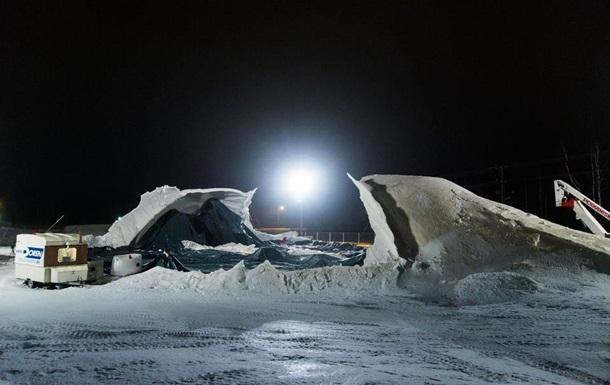 Ледяной мост Финляндия