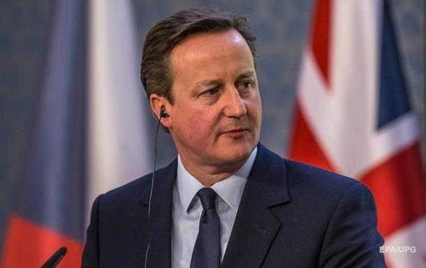 Кэмерон пугает британцев мигрантами в случае выхода из ЕС