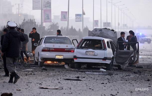 Теракти в Афганістані: дев ять загиблих, десятки поранених