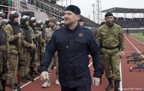 Кадиров: У Сирії діє чеченський спецназ