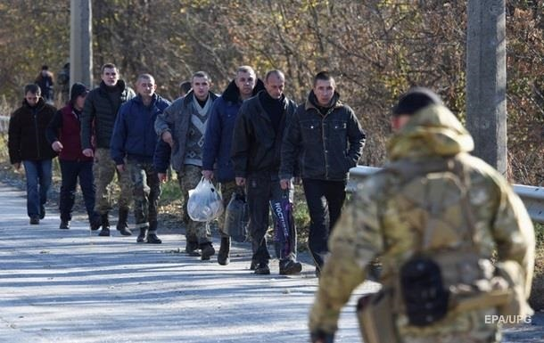В СБУ назвали кількість полонених українців у ЛДНР