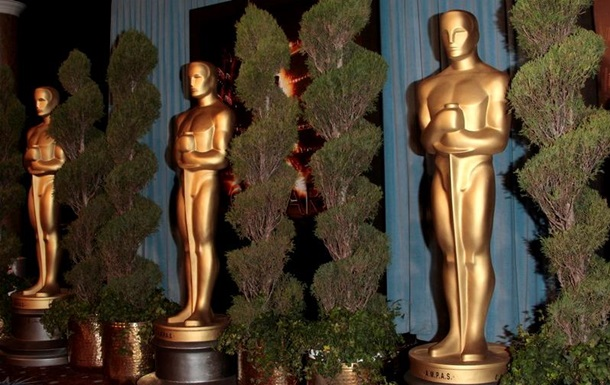 Групповое фото номинантов на  Оскар