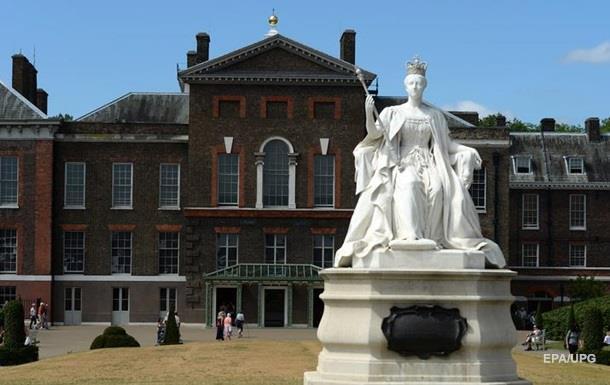 В Лондоне мужчина cжег себя под резиденцией принца