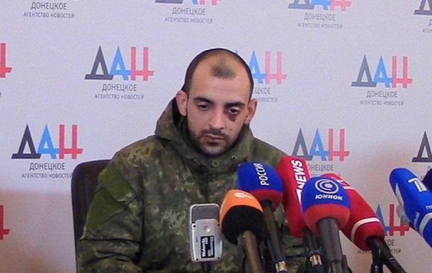В ДНР приговорили к 30 годам бойца Азова