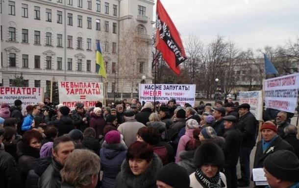 Вже завтра у четвер ракетобудівники «Південмашу» проведуть акцію протесту!