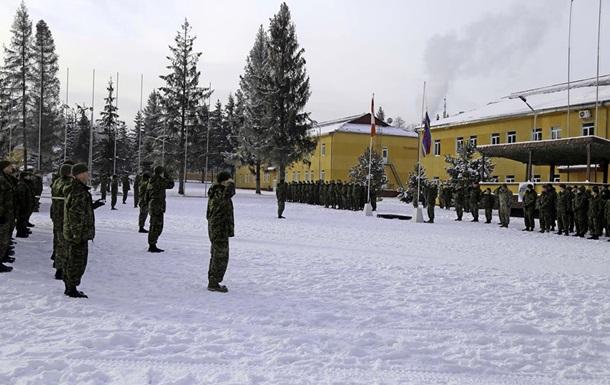 200 инструкторов из Канады начали подготовку бойцов ВСУ