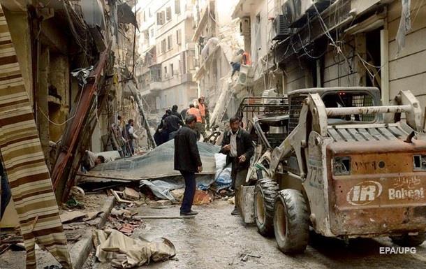 В Алеппо погибли 500 человек с начала операции РФ - SOHR