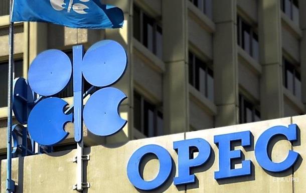ОПЕК передбачила зростання попиту на нафту в цьому році