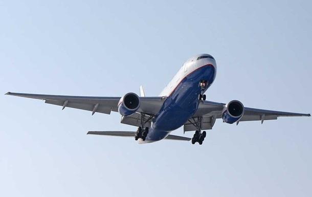 Російський літак екстрено сів у Домінікані