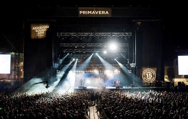 Стал известен лайн-ап фестиваля Primavera Sound