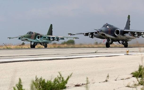 Росія не збирається припиняти авіаудари по Сирії - ЗМІ