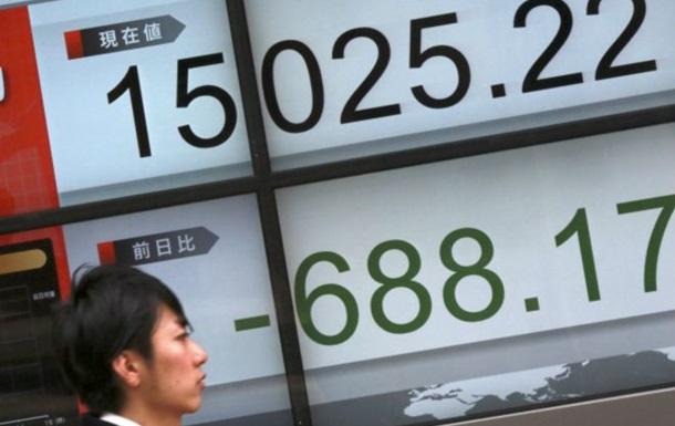 Японская биржа второй раз за три дня просела на 5%