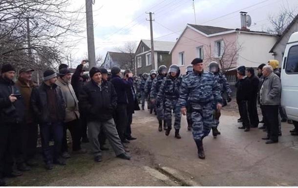 МЗС України назвало затримання татар геноцидом