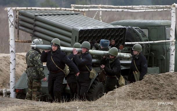 Штаб: В Крыму развернули Грады в сторону Украины