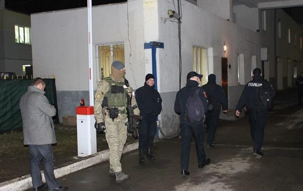 Обыск полиции Одессы: новые подробности