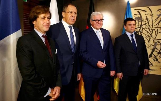 Климкин: Показал Лаврову фото перемещения оружия через границу