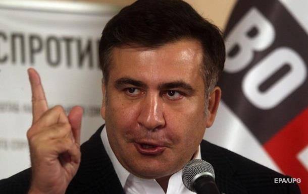 Саакашвили отрицает слова Авакова о премьерстве