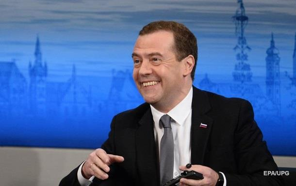 Медведев назвал шаги решения конфликта в Донбассе