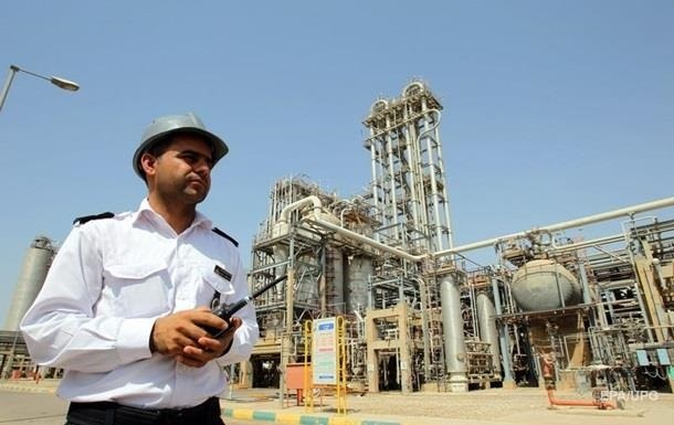 Иран начал поставки нефти в Европу