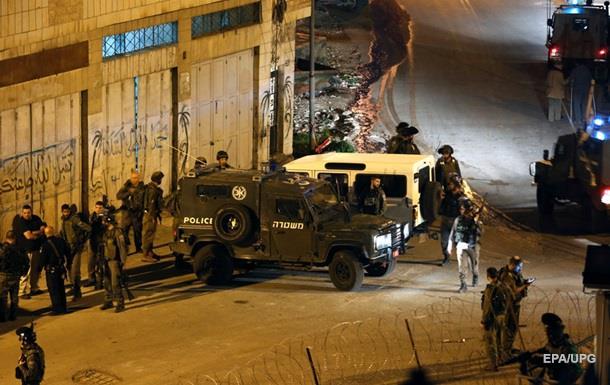 В Израиле пятеро палестинцев убиты после попыток нападения