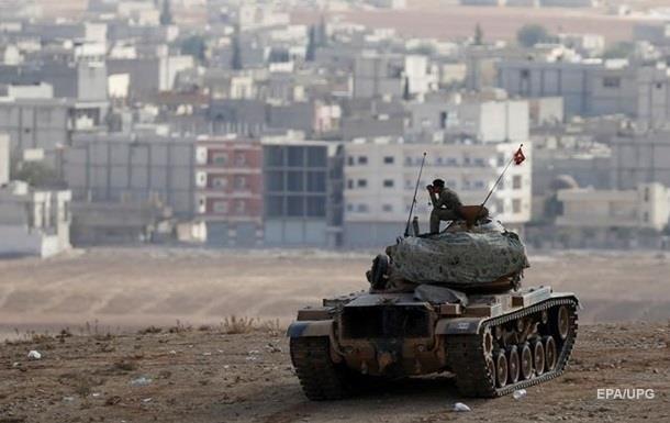 Турция опровергла отправку своих военных в Сирию