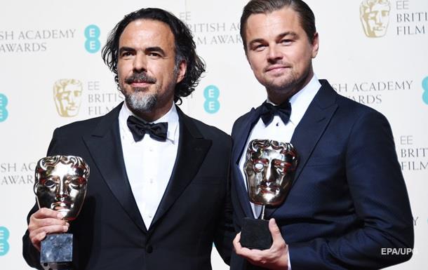 Выживший  собрал главные награды BAFTA