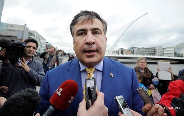 Саакашвили против сотрудничества Украины с МВФ