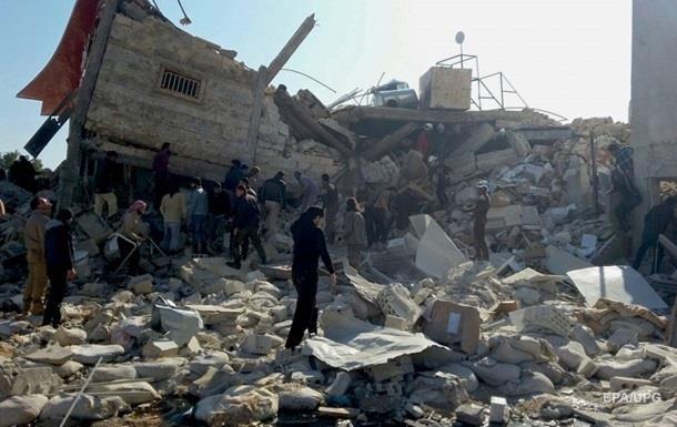 Турция обвинила Россию в военных преступлениях
