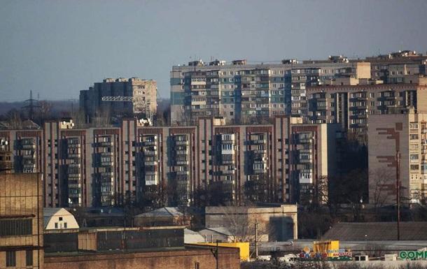 В Краматорске многоэтажные дома под угрозой взрывов