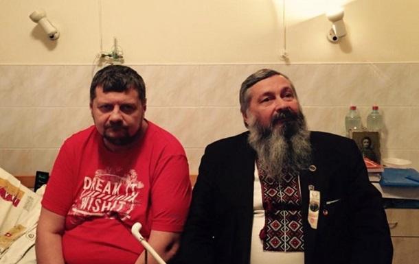 Суд перенес дело по Мосийчуку из-за слепого адвоката