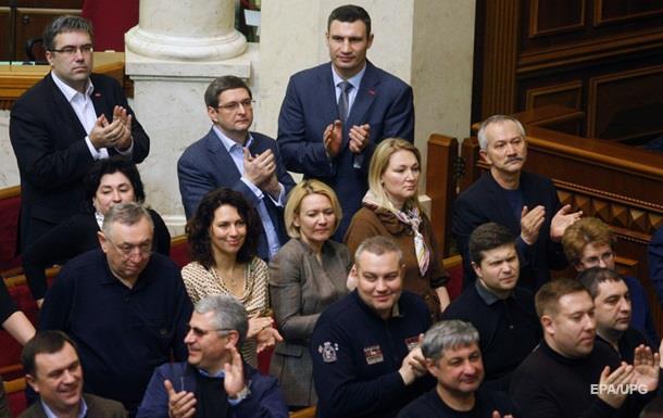 Депутаты приняли закон о  партийной диктатуре