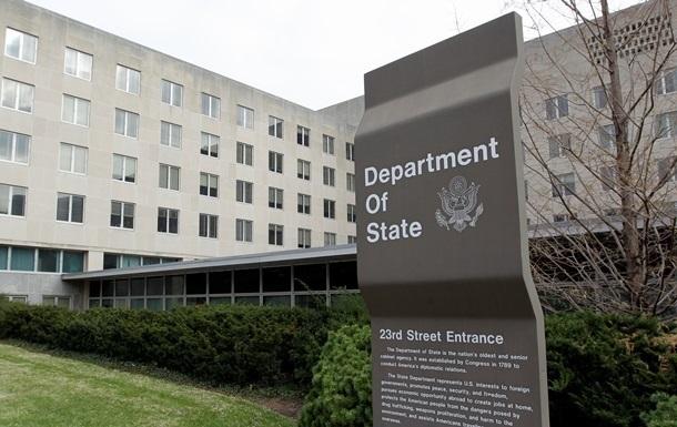 В Госдепе США отреагировали на отставку Шокина