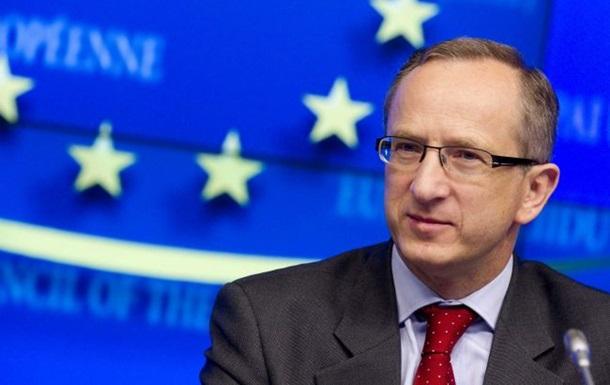 ЕС недоволен законом Рады о декларировании
