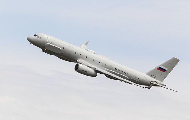 Росія скерувала до Сирії новітній літак-розвідник - ЗМІ