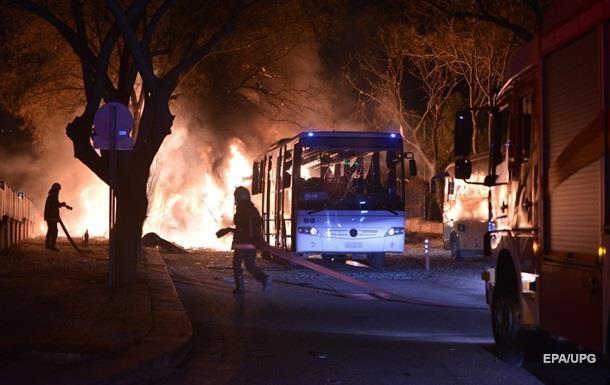 Эрдоган пообещал отомстить за взрыв в Анкаре