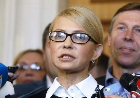 Тимошенко мечтает уже о новой коалиции в Раде