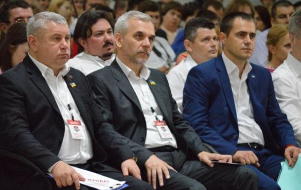 Еще три нардепа покинули парламентскую коалицию