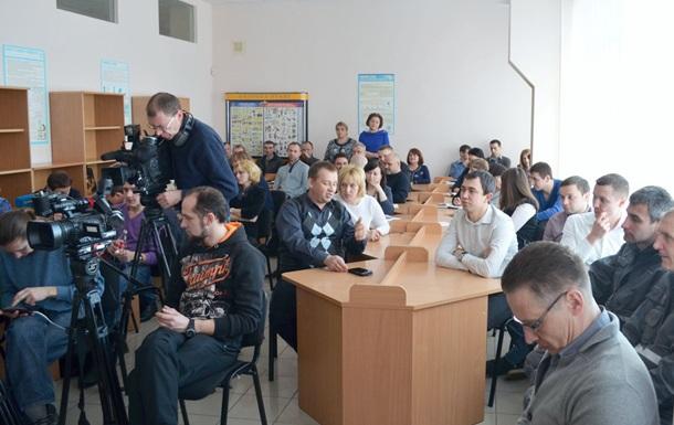 Коллектив Киевгаза просит власть отреагировать на конфликт вокруг компании