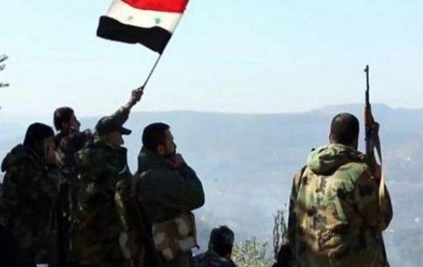 Асад вернул очередной стратегический город